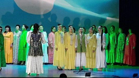 Митинг, посвященный Дню Республики Саха (Якутия)