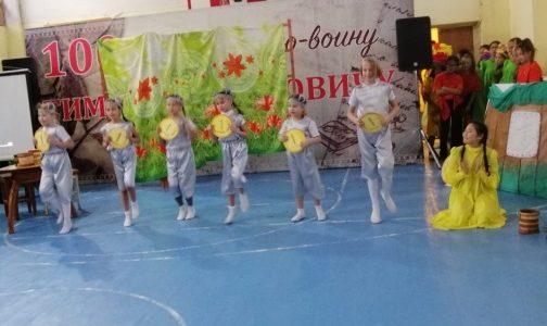 Поселковые  мероприятия к 100-летию поэта-фронтовика Т.Е. Сметанина